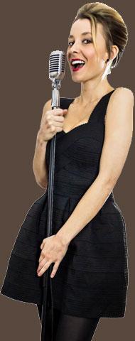 Bianca chanteuse jazz pop mariage événements