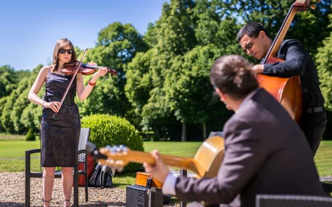 Trio jazz avec violoniste orchestre swing anniversaire evenements-1