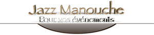 logo animation jazz manouche